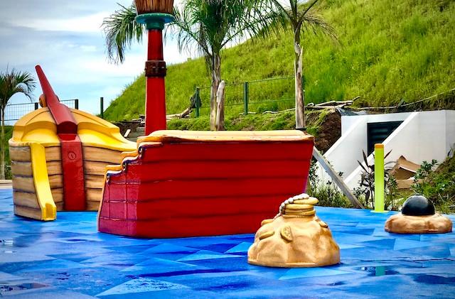 Splash Pads Panama