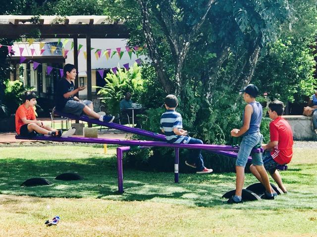 Parques Infantiles Paseo El Valle - 8