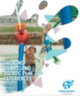 catalogo de parques acuaticos splash pad