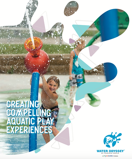 catalogo de parques acuaticos splash pad