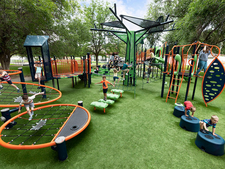 Los Parques Infantiles durante el Covid 19