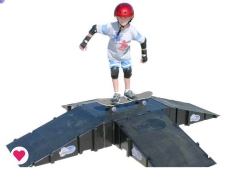 Skate Ramp for Kids