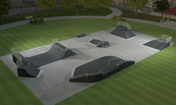 Solo Series de ARC - Skateparks panama por playtime 125k1