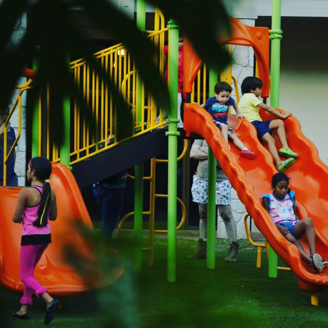Parques Infantiles Panama - Paseo el Valle de Anton - 5
