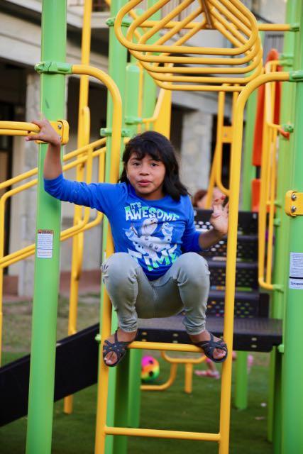 Parque Infantil Panama Paseo el Valle - 1
