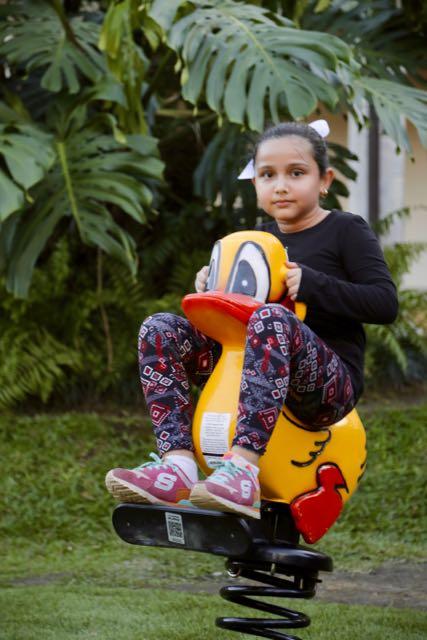 Parque Infantil Panama Spring Rider
