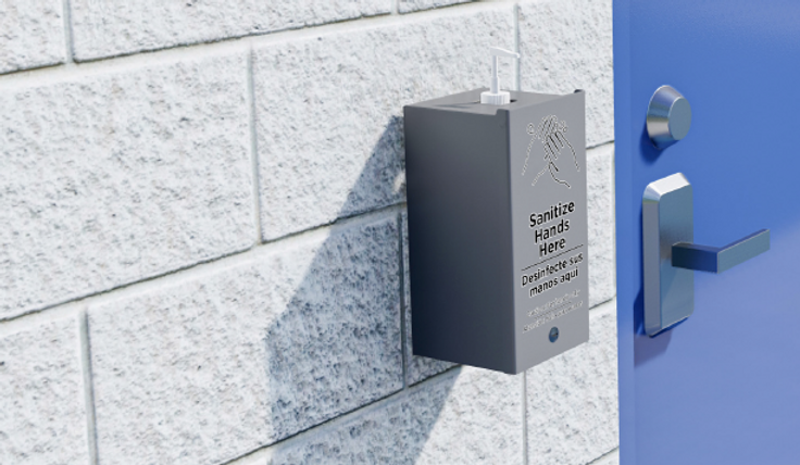 HAND SANITIZING STATIONS FOR OUTDOORS PA