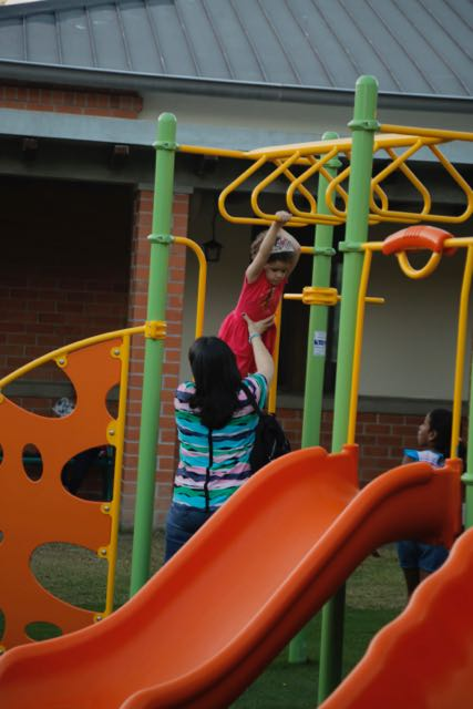 Parques Infantiles Panama - Paseo el Valle de Anton - 3