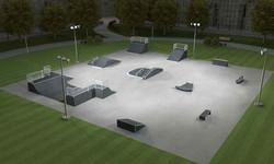 Solo Series de ARC - Skateparks panama por playtime 100k1