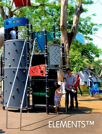 KOMPAN PARQUES INFANTILES PANAMA ELEMENT