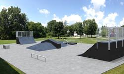 Pro Series de ARC - Skateparks Panama por Playtime