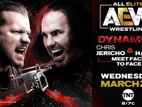AEW DYNAMITE Preview for March 25th