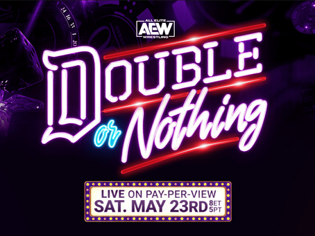 AEW Double Or Nothing: How To Watch, Match Card