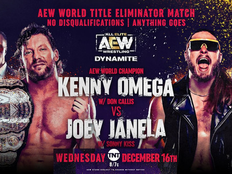 AEW Dynamite Preview for December 16, 2020
