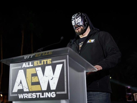 Who Is That Masked Man? Getting to Know AEW's Excalibur (Part 1)
