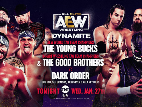 AEW Dynamite Preview for January 27, 2021