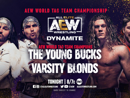 AEW Dynamite Preview for May 19, 2021