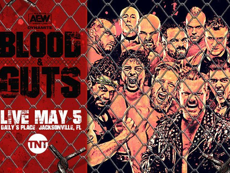 AEW Dynamite: Blood & Guts Preview for May 5, 2021