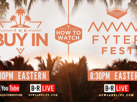How To Watch Fyter Fest