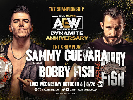 AEW Dynamite: 2 Year Anniversary Preview for October 6, 2021