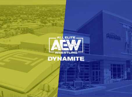 AEW DYNAMITE Philadelphia & Boston Rescheduled