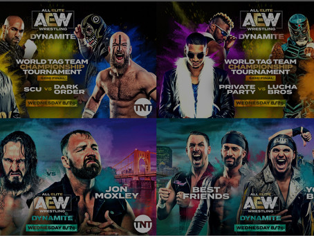 AEW Dynamite Preview for October 23rd