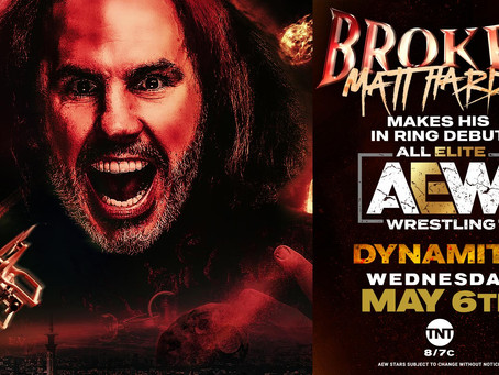 AEW DYNAMITE Preview for May 6, 2020