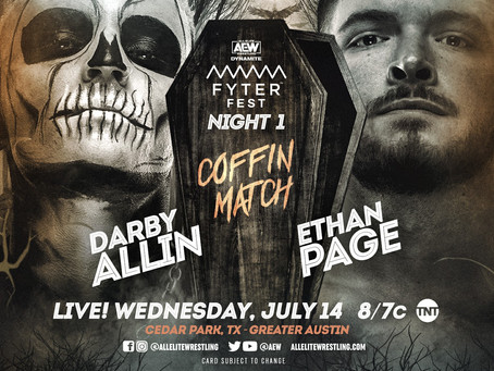 AEW Dynamite Preview for July 14, 2021