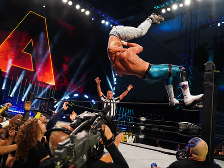 Photos: Best of AEW Dynamite for October 28, 2020