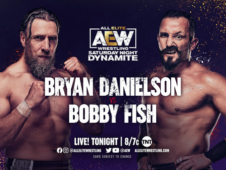 AEW Saturday Night Dynamite Preview for October 16, 2021