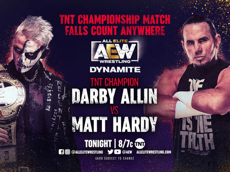 AEW Dynamite Preview for April 14, 2021