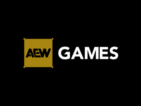 All Elite Wrestling Announces Launch of AEW GAMES