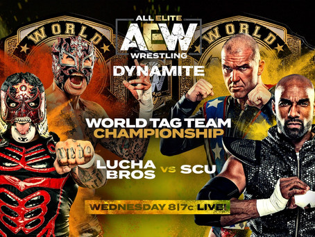 AEW Dynamite Preview For October 30th