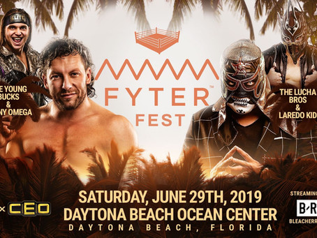 The Wild Card of Fyter Fest: Laredo Kid Makes His Debut in Daytona Beach