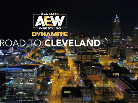AEW Road To Cleveland | AEW DYNAMITE