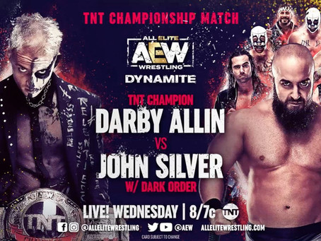 AEW Dynamite Preview for March 24, 2021