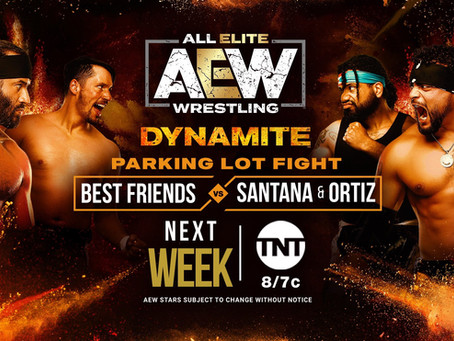 AEW Dynamite Preview for September 16, 2020