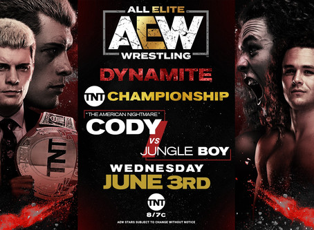 AEW DYNAMITE Preview for June 3, 2020