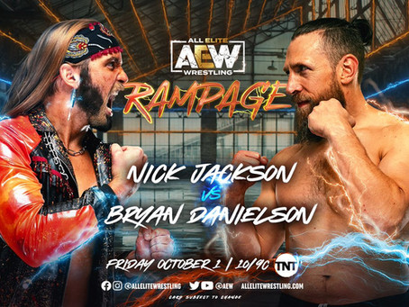 AEW Rampage Results for October 1, 2021