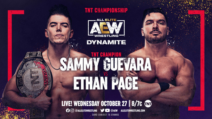 AEW Dynamite Preview for October 27, 2021