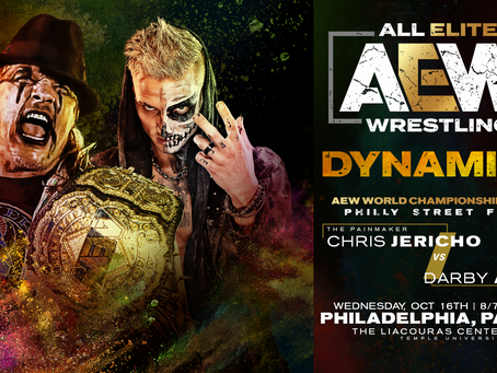 AEW Dynamite Preview for October 16th
