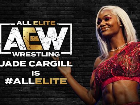 All Elite Wrestling Signs Jade Cargill to Women's Division