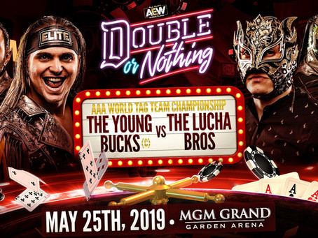 Doubling Down on Legacy: The Young Bucks versus The Lucha Bros