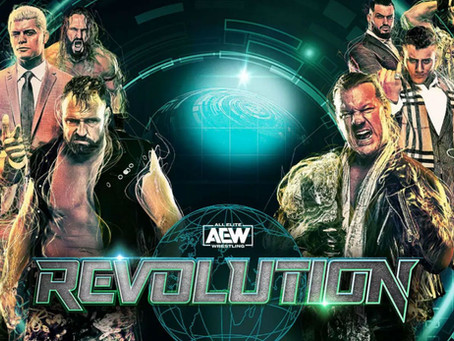 AEW Revolution: How To Watch, Match Card