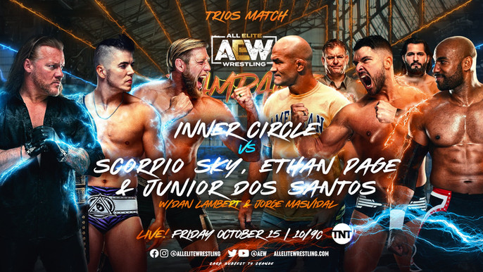 AEW Rampage Results for October 15, 2021