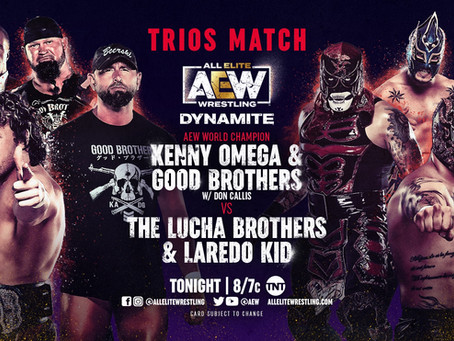 AEW Dynamite Preview for March 31, 2021