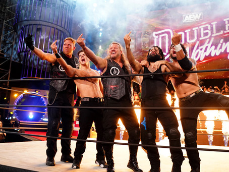 Photos: Best of AEW Double Or Nothing 2021