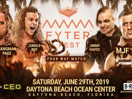 Hanging In The Balance... Four of AEW's Top Prospects Collide This Saturday!