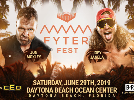 Where Angels Fear To Tread...Moxley Meets Janela at Fyter Fest