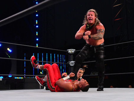 Photos: Best of AEW Dynamite for September 30, 2020